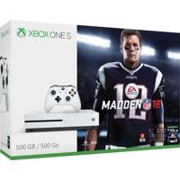 Buy Xbox One S 500GB Console – Madden NFL 18 Bundle - Microsoft Store en-CA