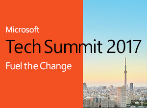 Microsoft Tech Summit 2017