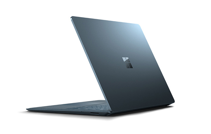 Surface laptop side angle