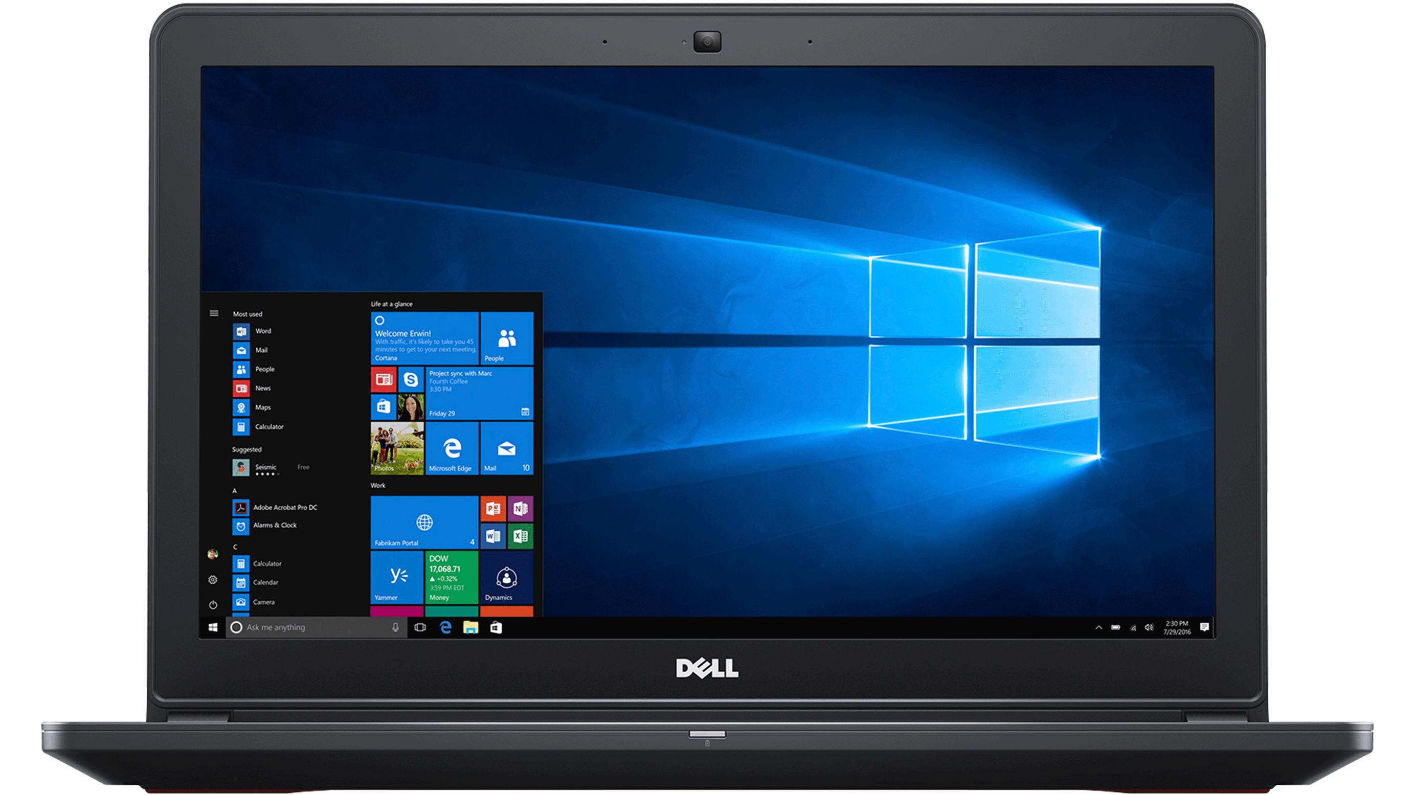 Dell Inspiron 15 i5577-5858BLK-PUS Gaming Laptop• 15.6-inch Full HD display • Intel i5 7th Gen • 8GB memory/1TB HDD • NVIDIA GeForce GTX 1050 graphics