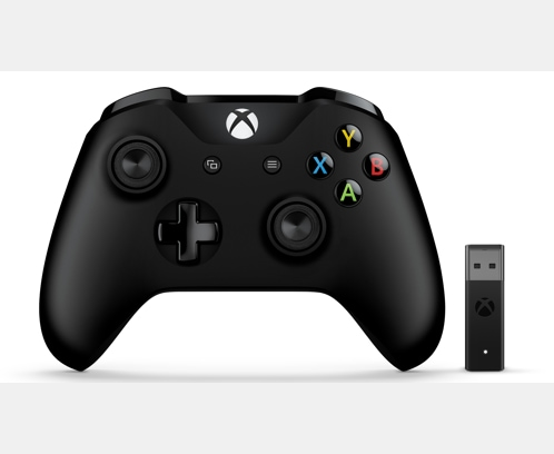 Buy Xbox Controller and Wireless Adapter for Windows - Microsoft Store