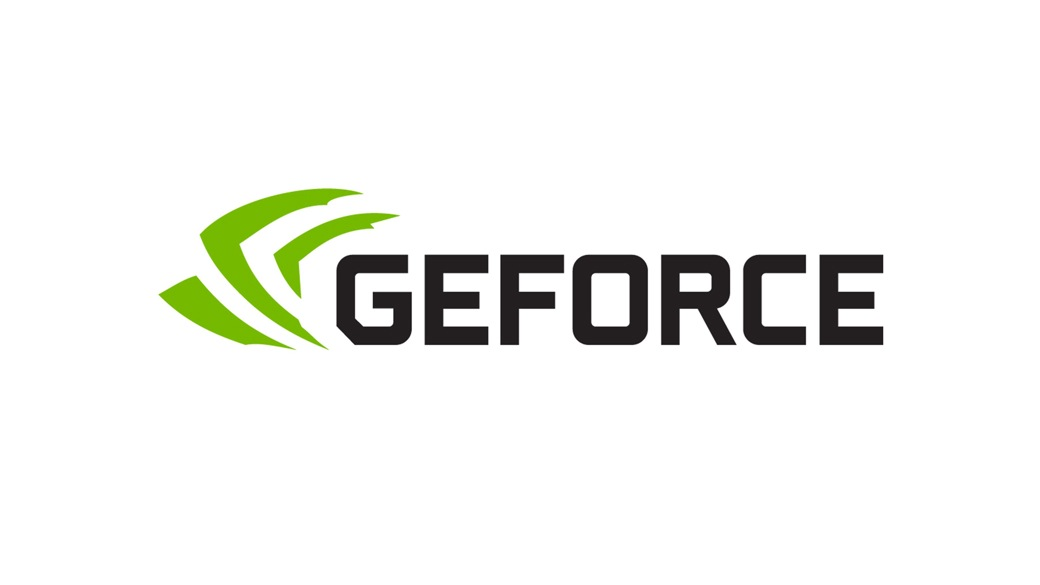 The Geforce logo