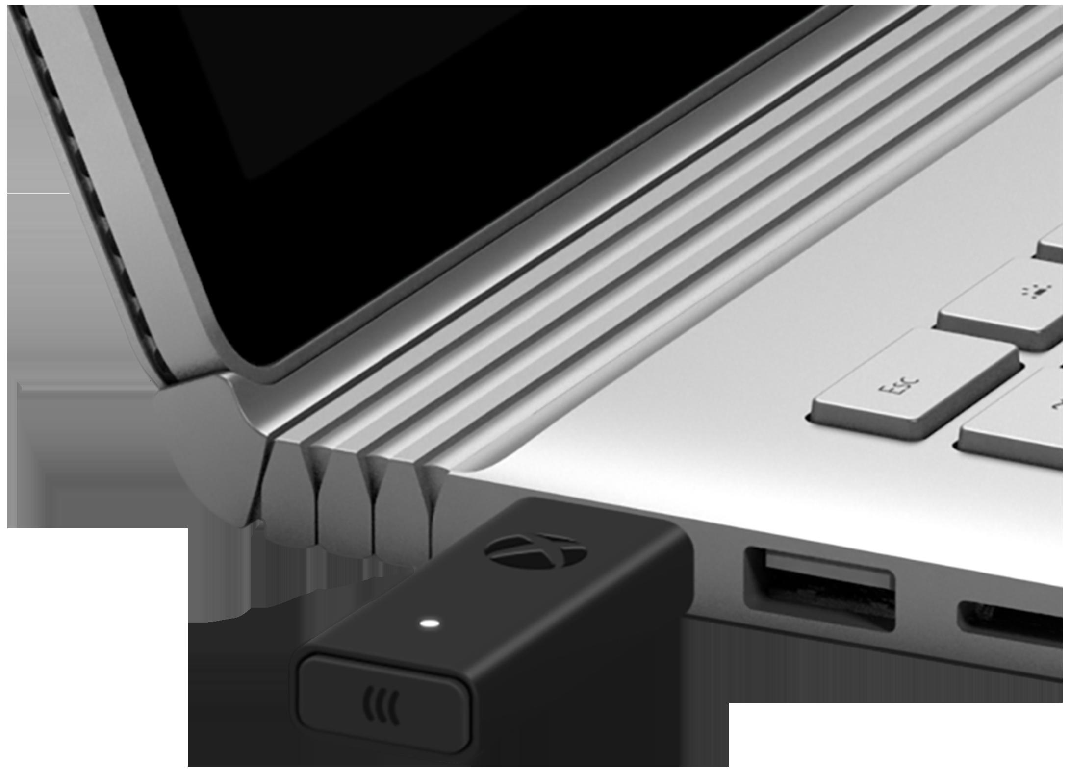 Xbox Wireless Adapter för Windows 10
