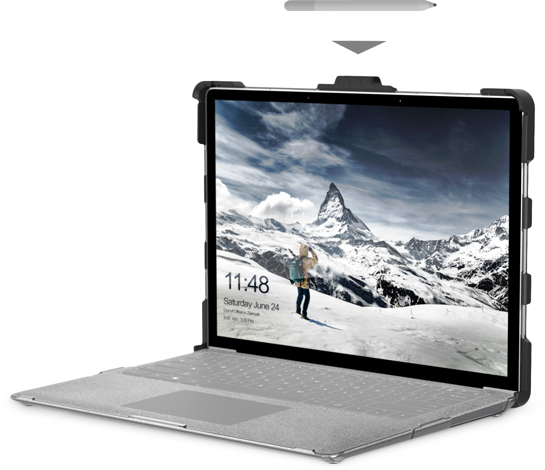 UAG ICE-hoes voor Surface Laptop