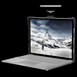 UAG Surface Laptop Case Ice/ Black - EMEA