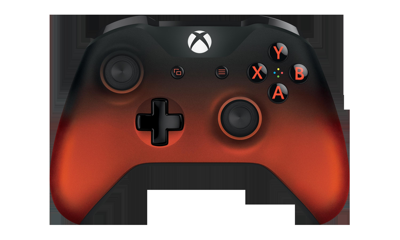 Xbox Wireless Controller - Volcano Shadow Special Edition