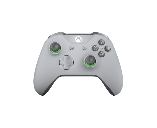 Xbox Wireless Controller – Grey and Green
