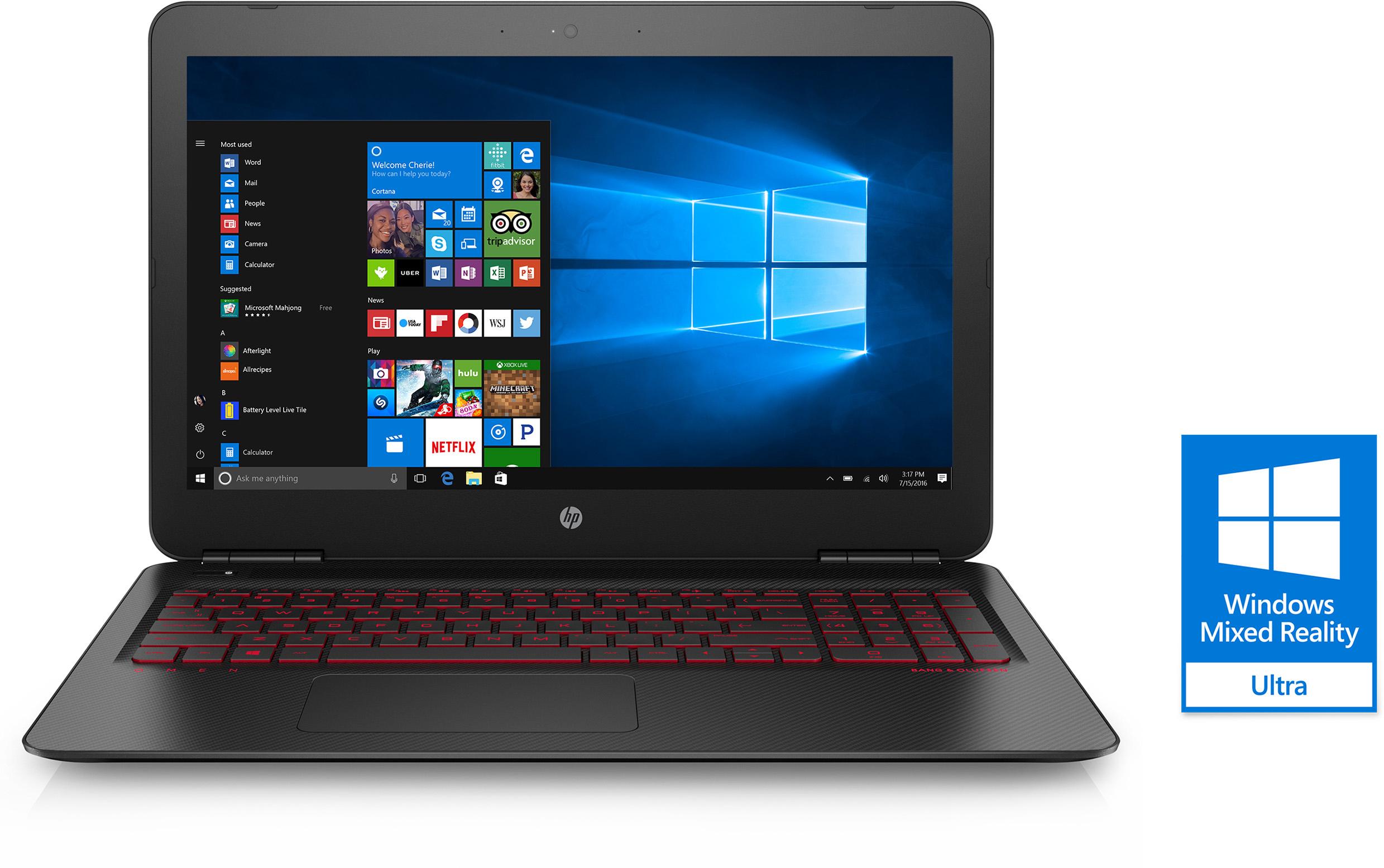 HP OMEN 17-w295ms Gaming Laptop