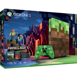 Pack Xbox One S - Minecraft (1 To)