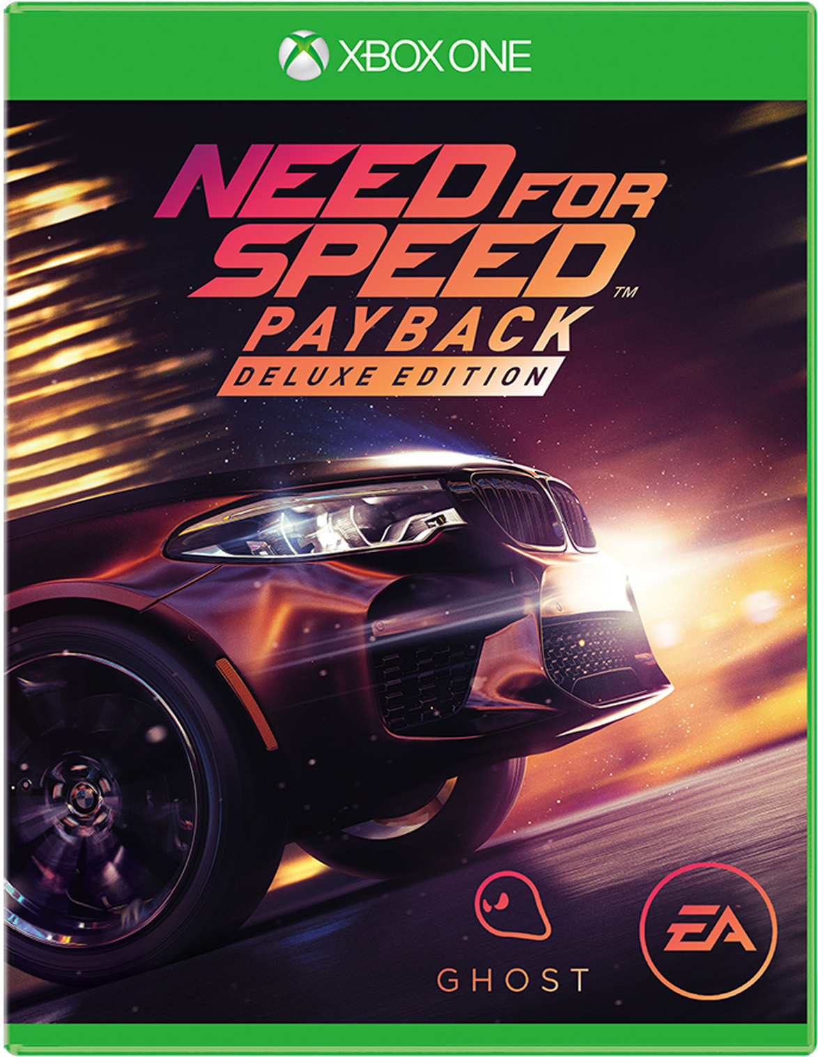 Need for Speed Payback Deluxe Edition for Xbox One Deal