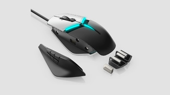 08399ebafaa Buy Dell Alienware Elite Gaming Mouse – AW958 - Microsoft Store en-CA