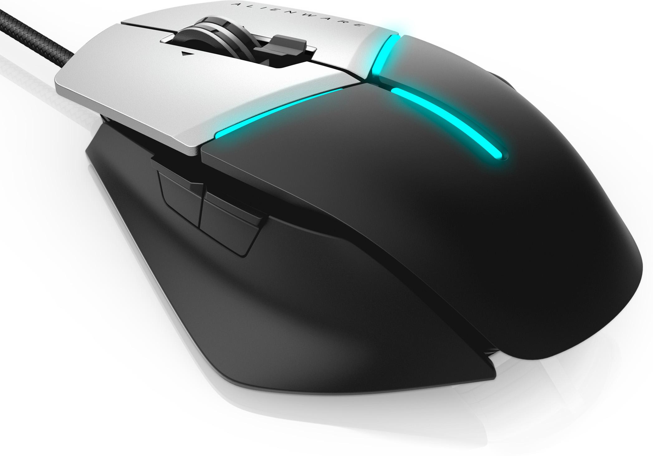 Alienware AW958 Elite Gaming Mouse Treiber Herunterladen