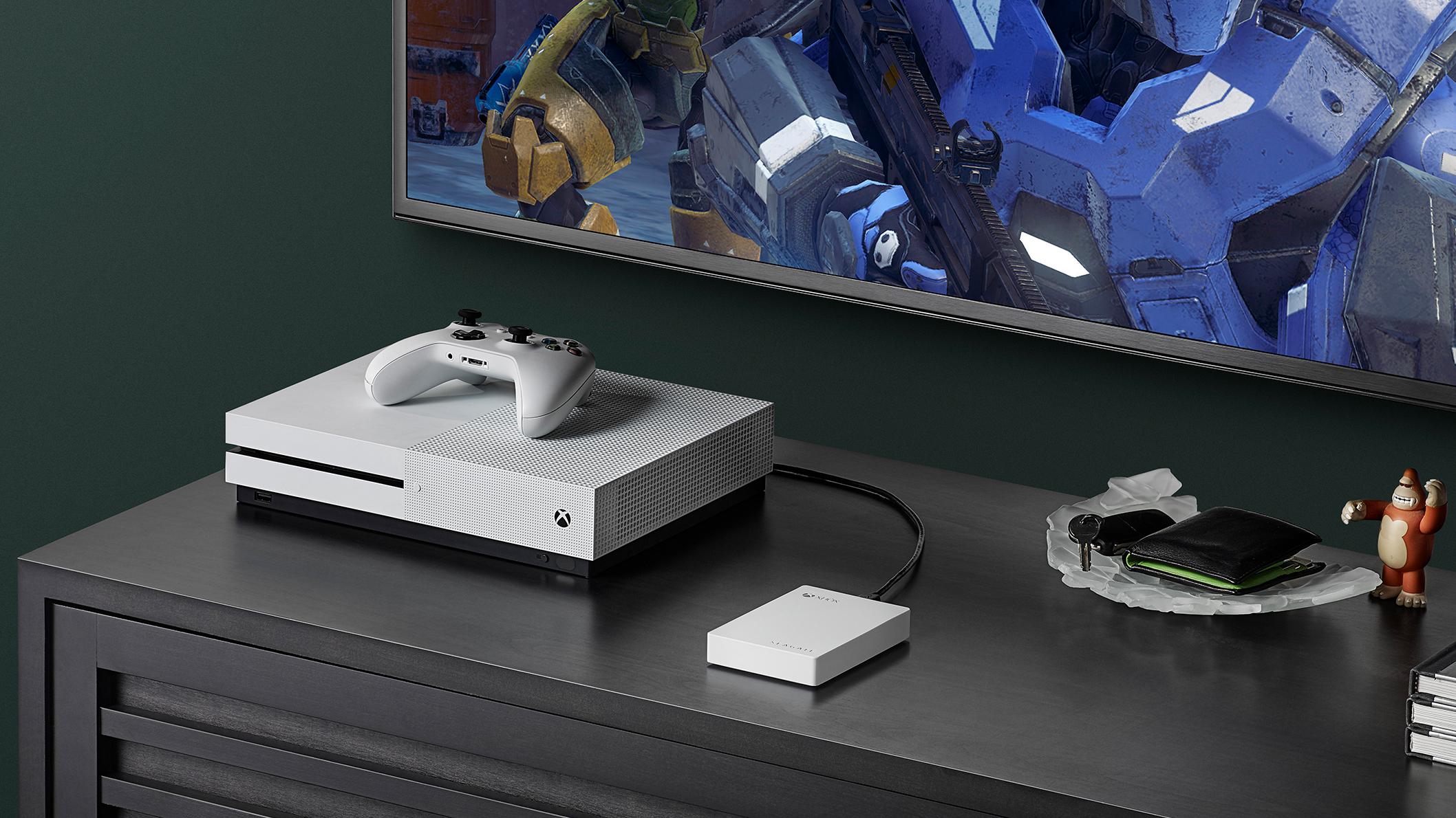 Seagate Game Drive For Xbox