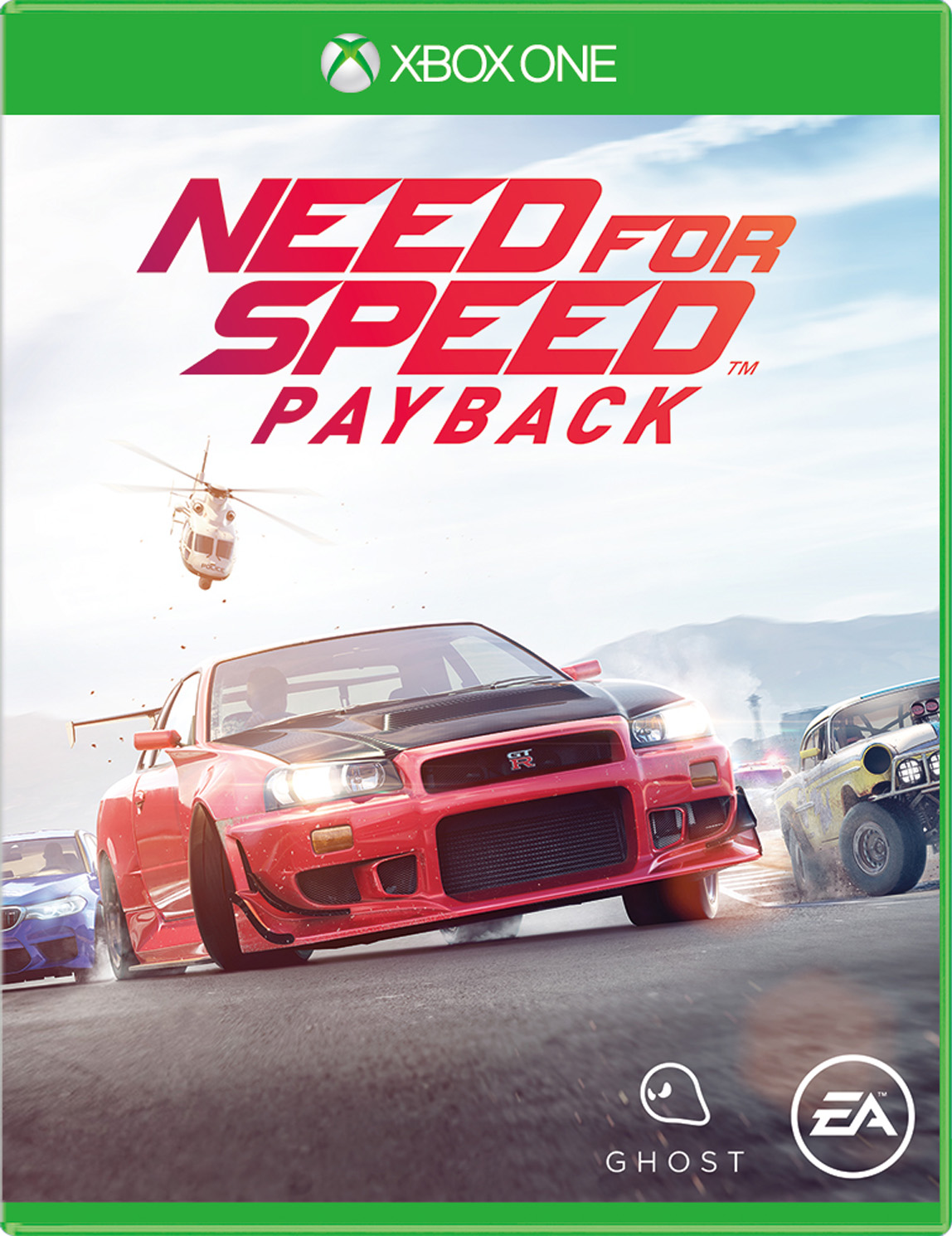 EA Need for Speed 2018