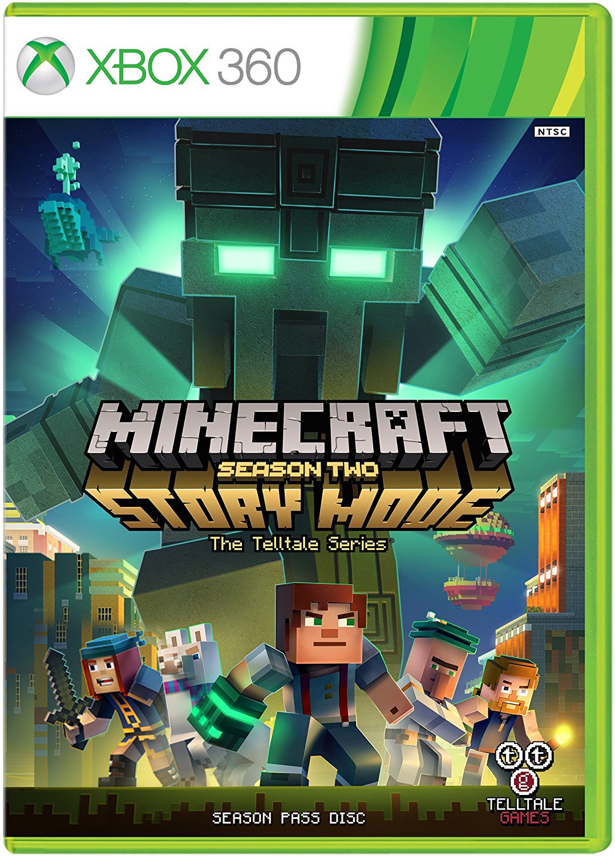 Minecraft: Story Mode - Season 2 for Xbox 360