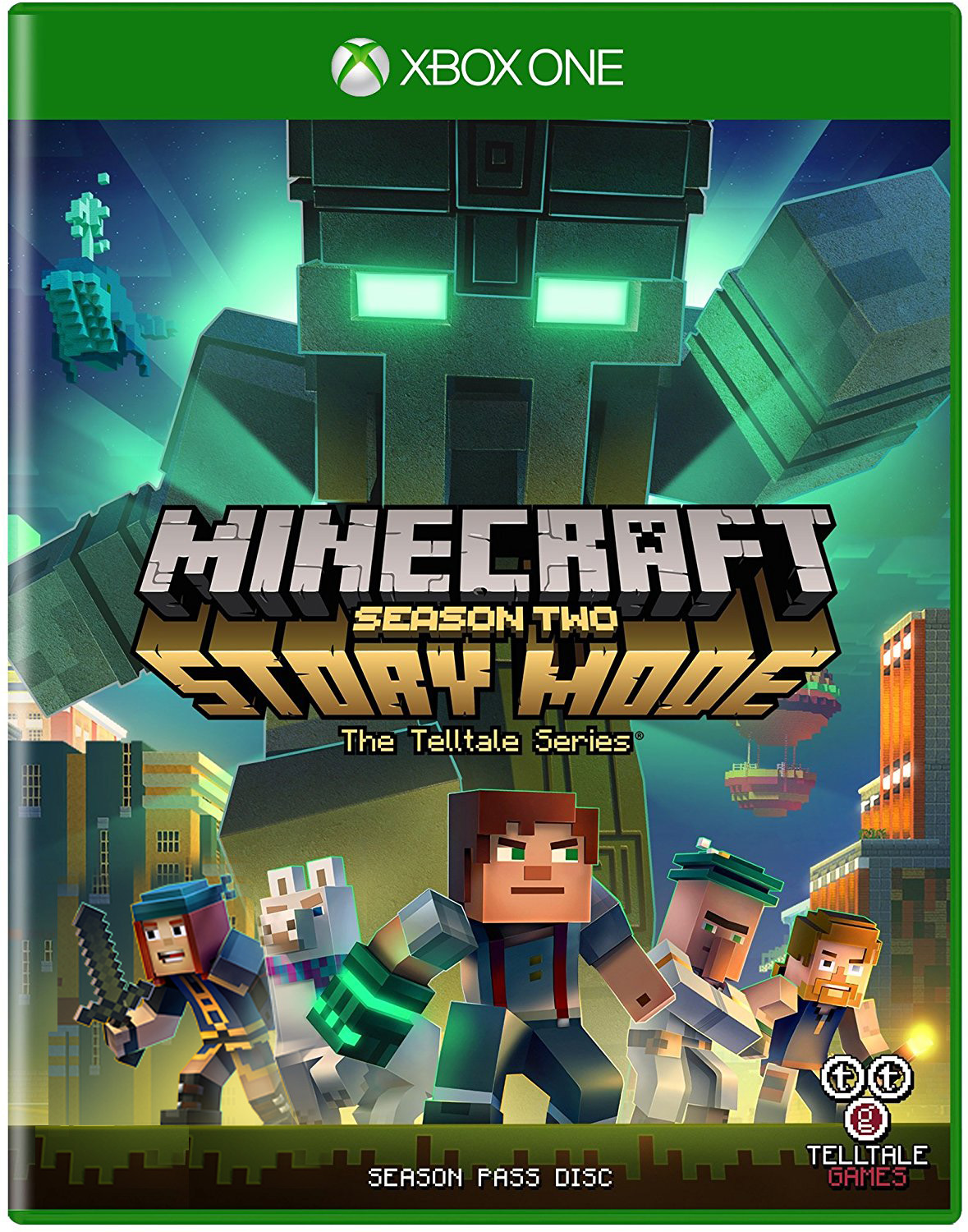 Minecraft: Story Mode - Season 2 for Xbox One Deal