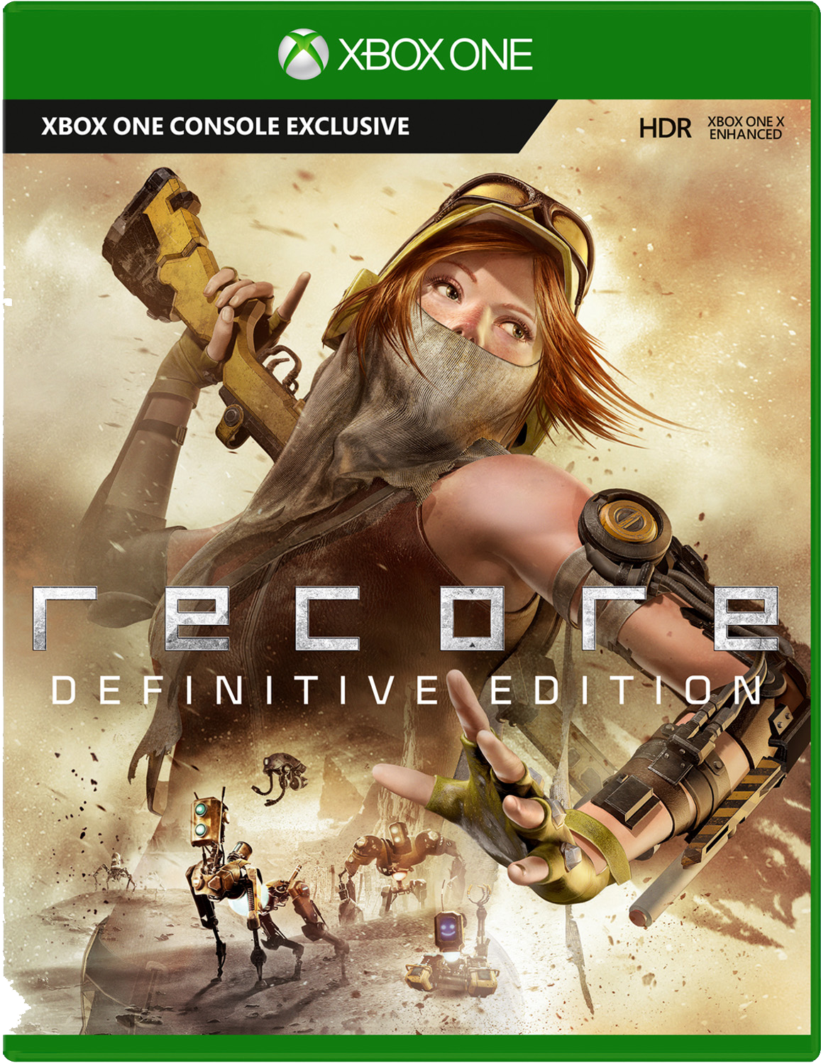 ReCore Definitive Edition for Xbox One Deal