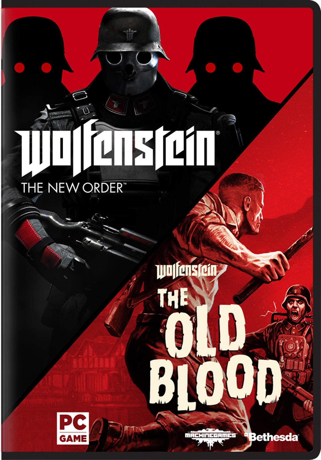Wolfenstein: The Two-Pack PC Game