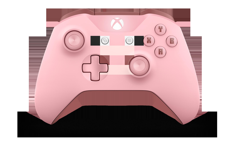 Image of Controller wireless per Xbox: maiale di Minecraft