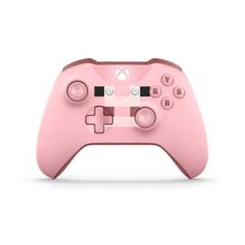 Minecraft Pig Limited Edition Controller