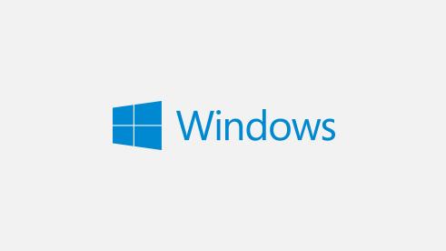 Texte du logo Windows