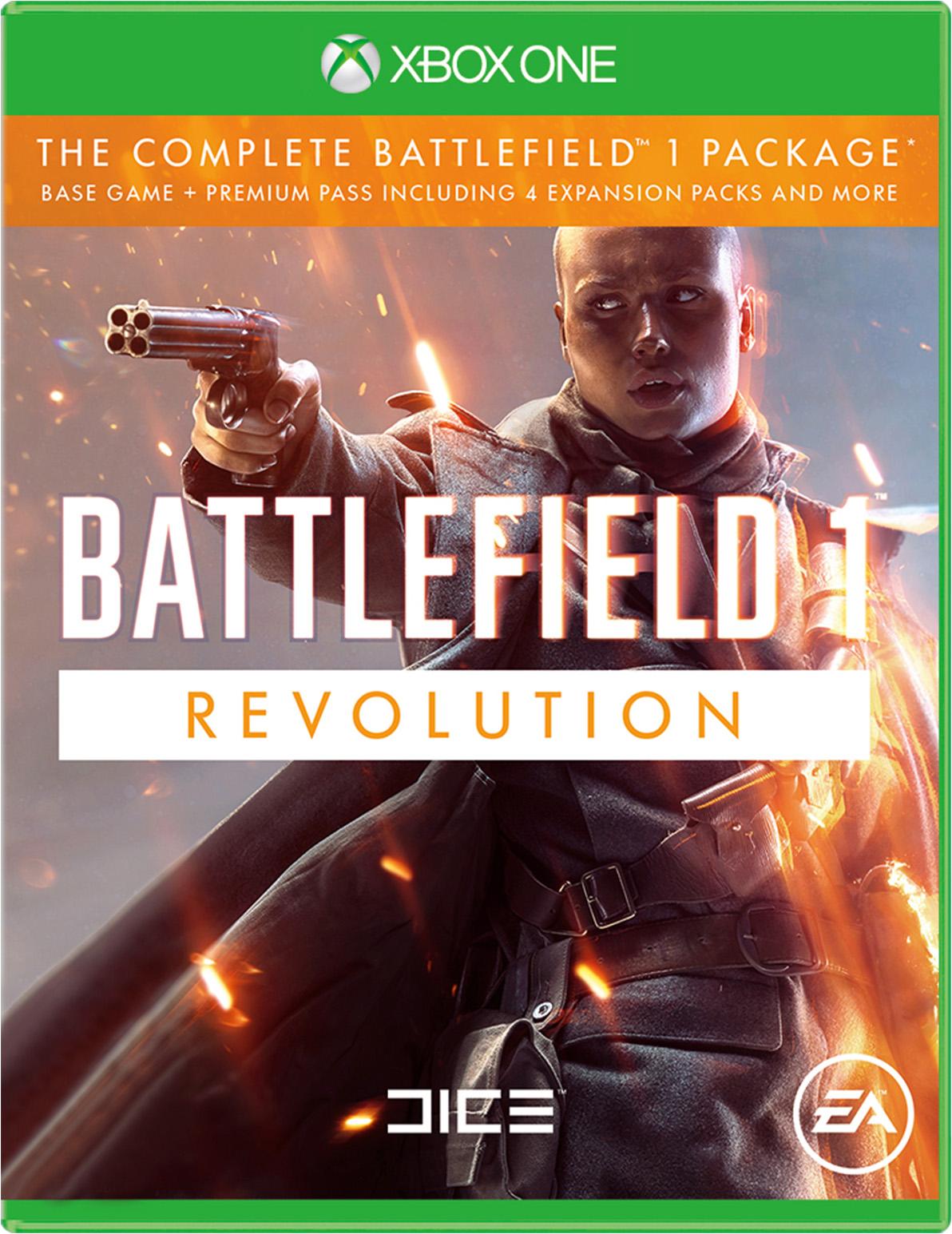 Battlefield 1 Revolution for Xbox One