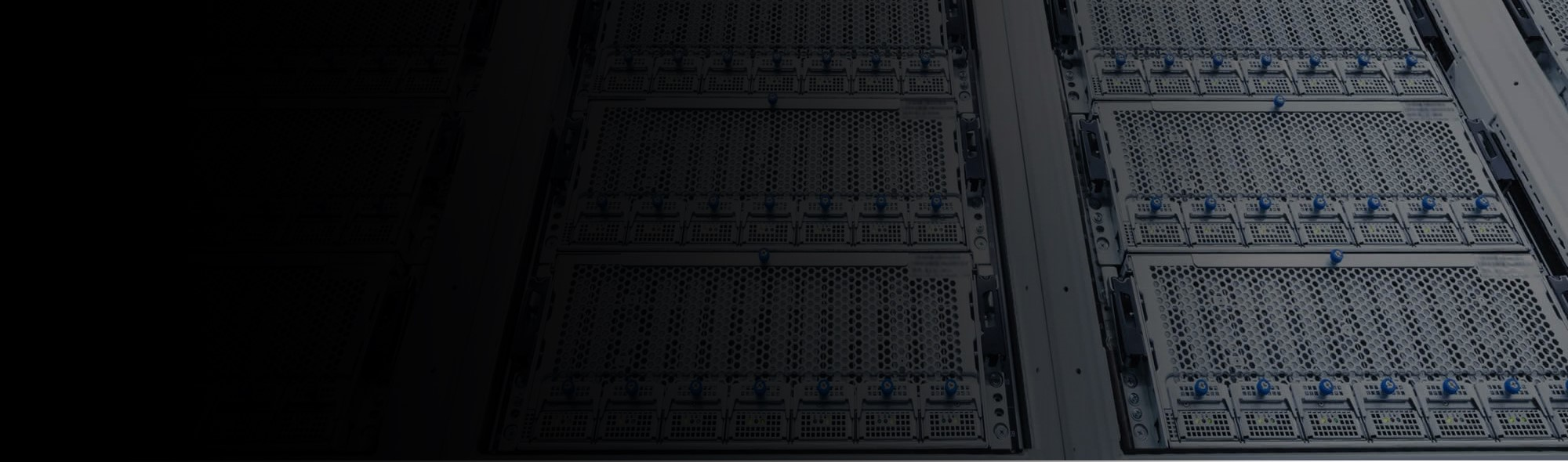 Image of datacenter racks