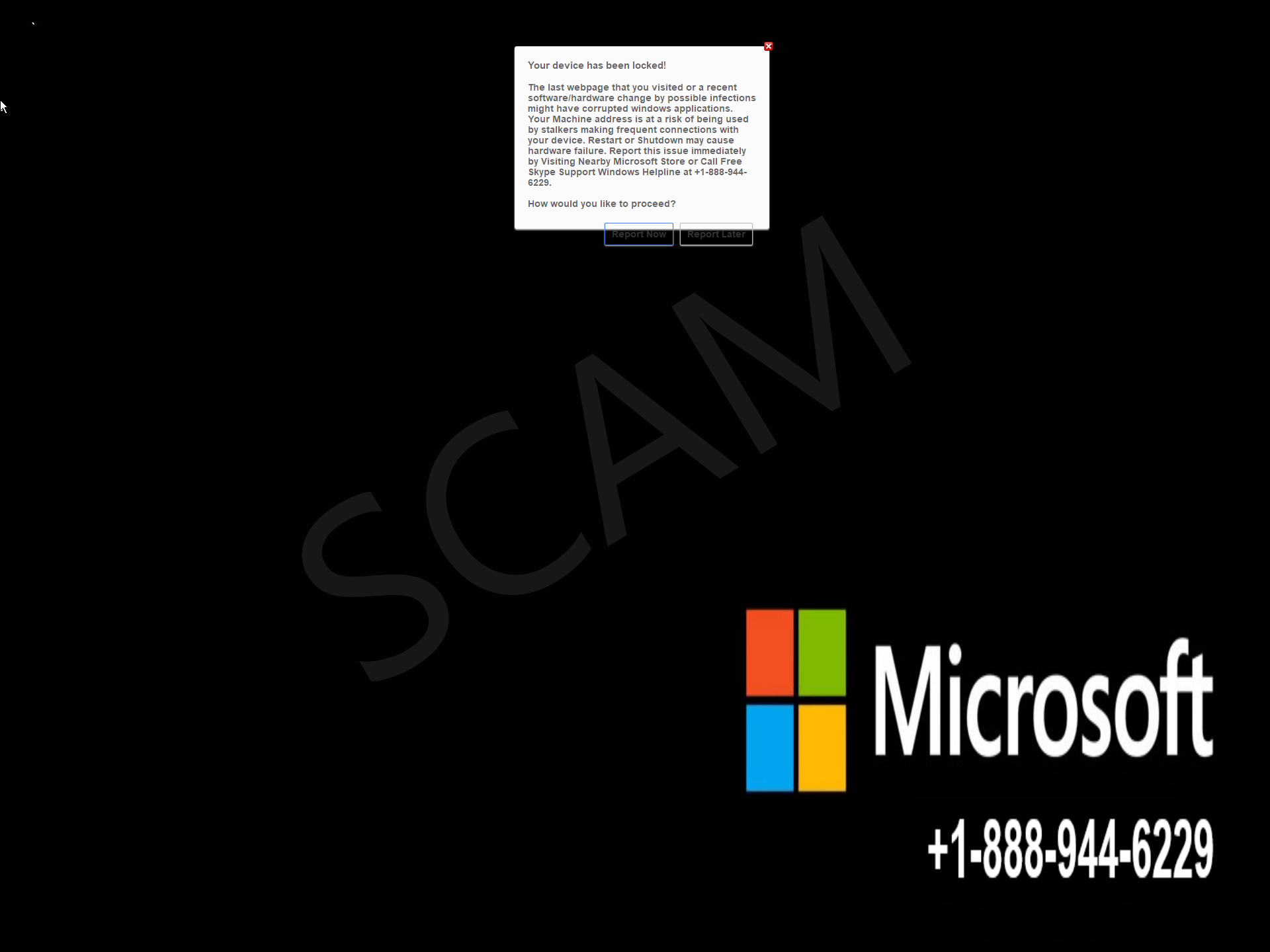 RE1DNn9?ver=8bf4 tech support scams windows defender security intelligence  at edmiracle.co