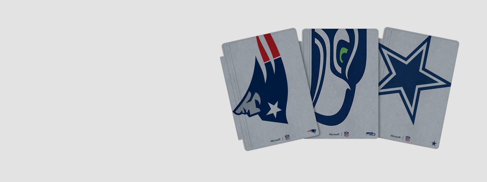 NFL Surface Pro type covers