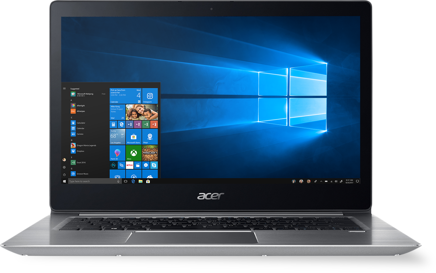 Ordinateur portable Acer Swift 3 SF314-52 (Intel Core i5)