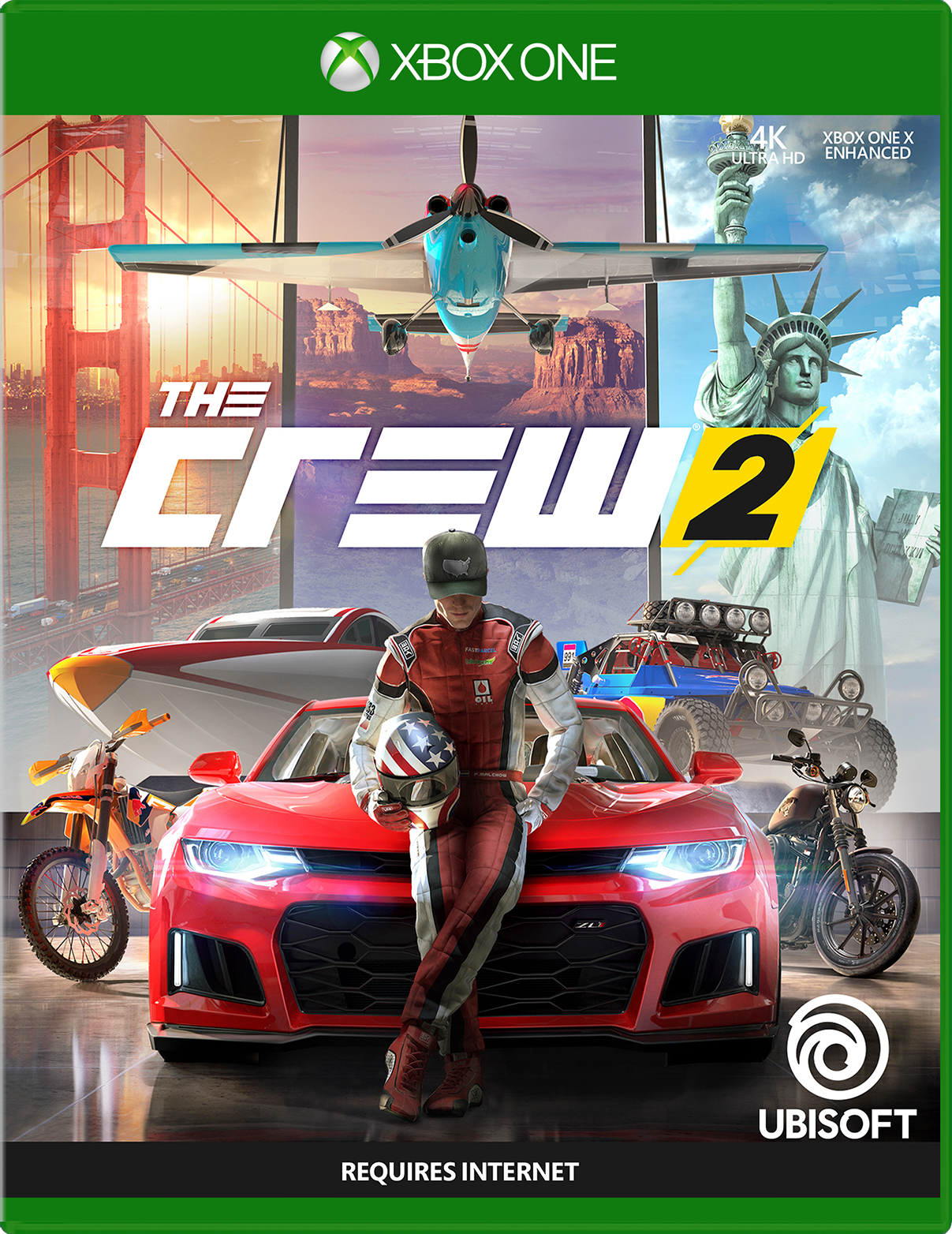 The Crew 2 For Xbox One