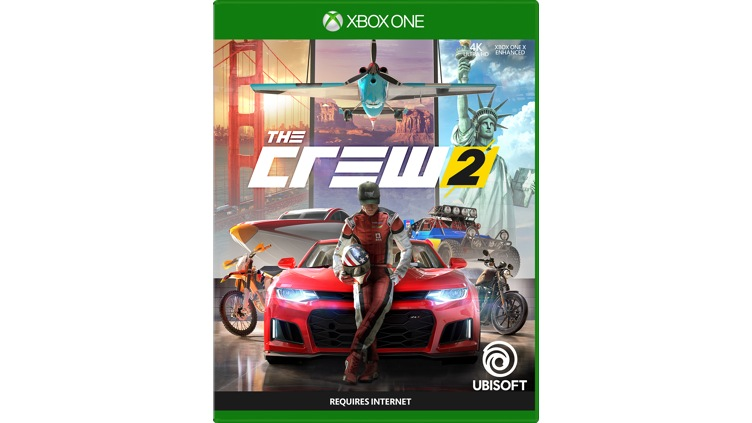 buy the crew 2 for xbox one microsoft store. Black Bedroom Furniture Sets. Home Design Ideas