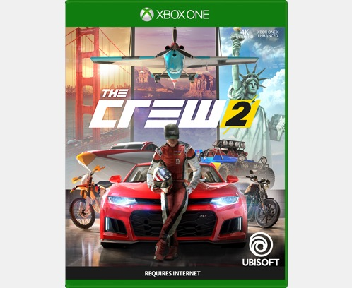 Buy The Crew 2 for Xbox One - Microsoft Store