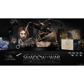 Warner Bros. Middle Earth: Shadow of War - Mithril Edition PC