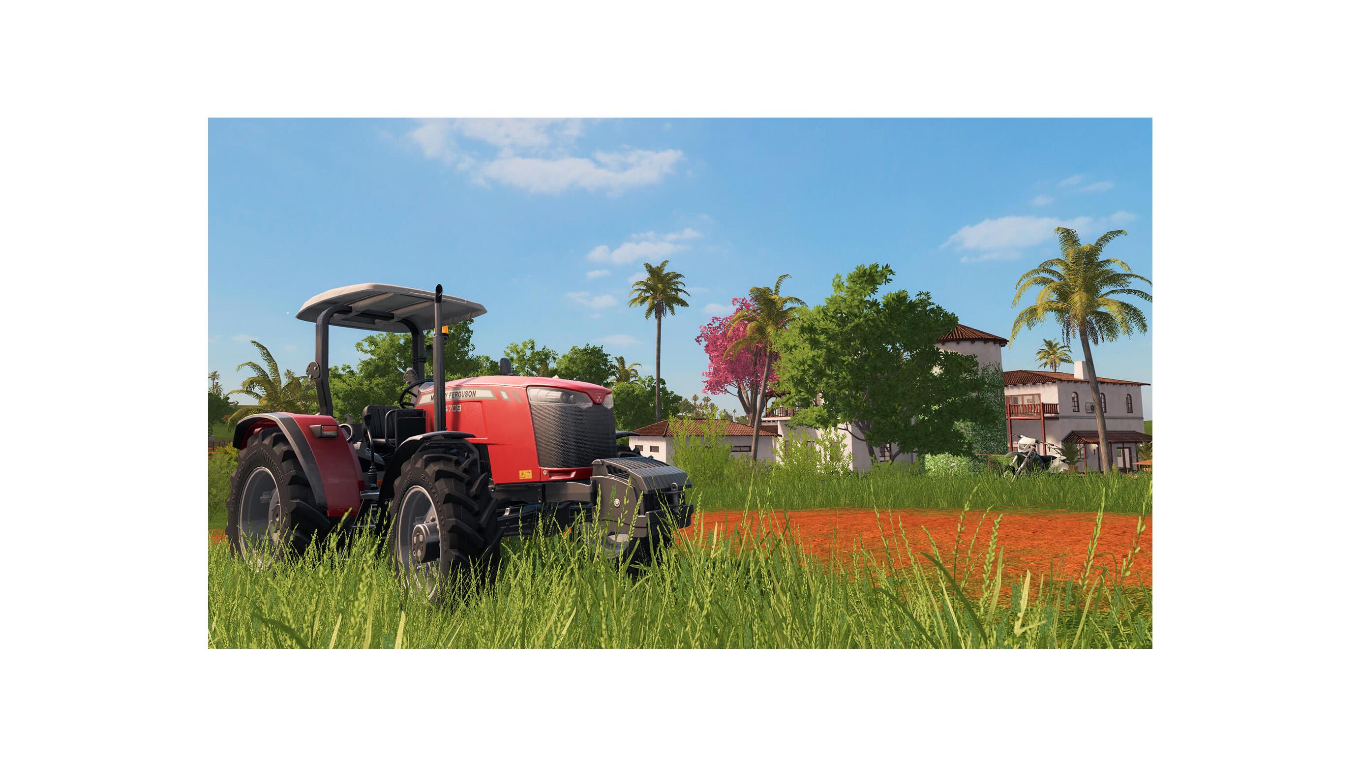 Farming Simulator Platinum Edition PC Game