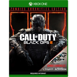 Activision Call of Duty: Black Ops 3 Zombie Chronicles