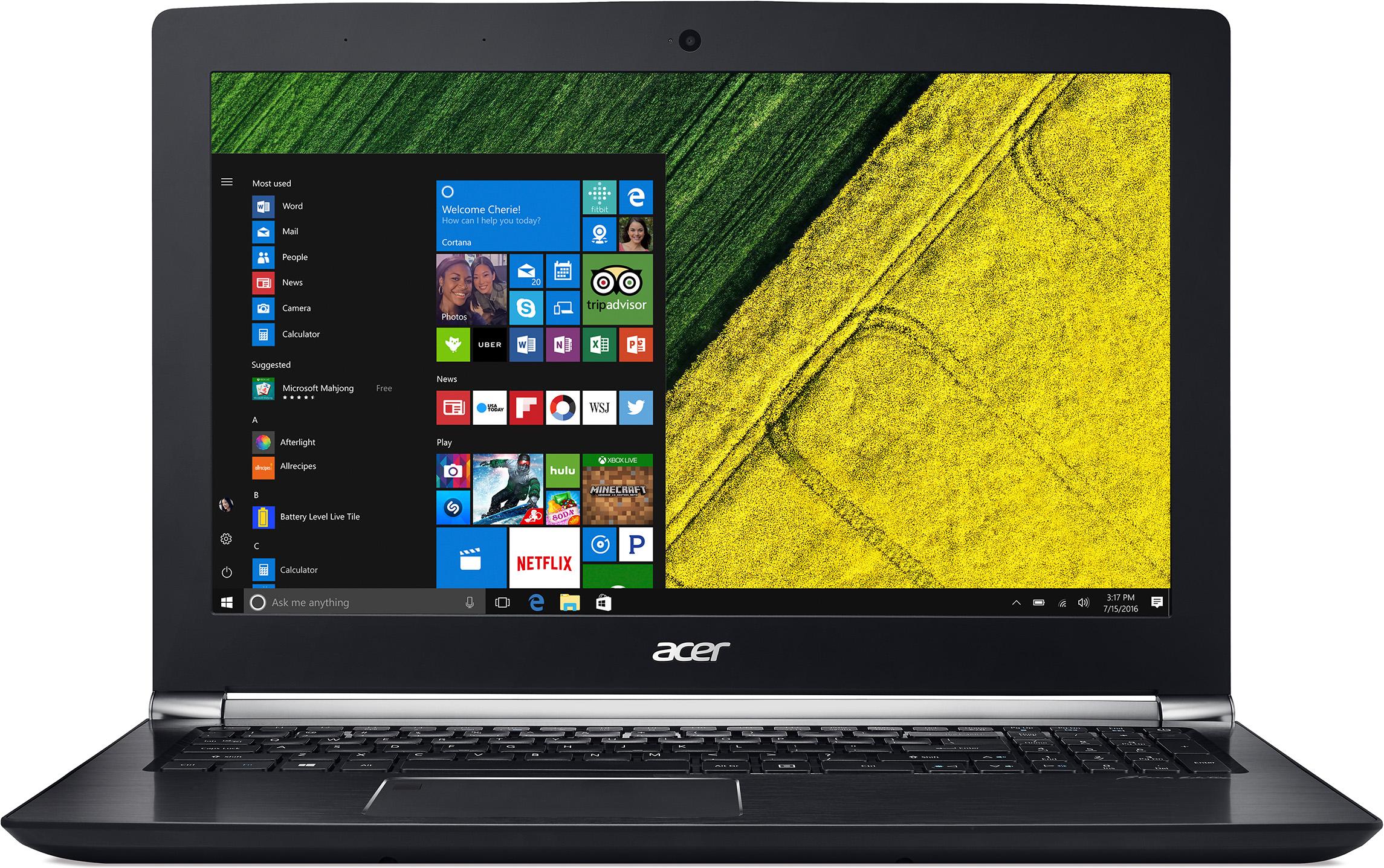 Acer Aspire V Nitro VN7-593G-74FW Laptop
