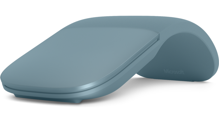 Surface Arc Mouse Aqua