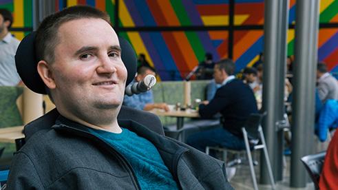 Chris Schlechty of Microsoft