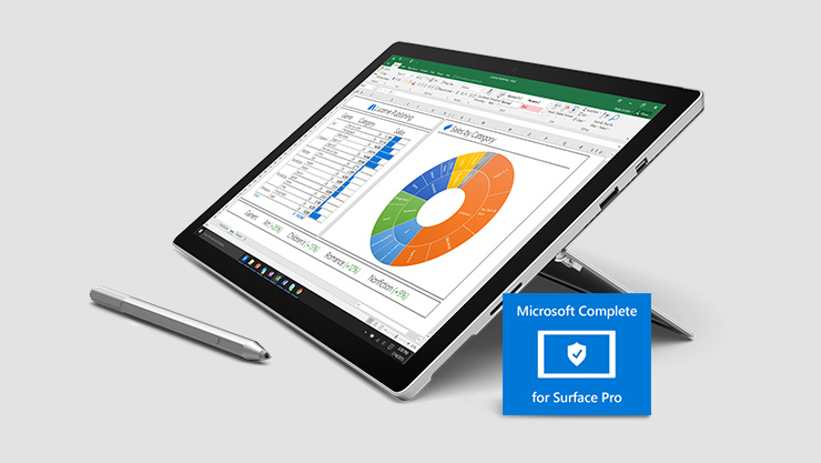 Surface, Complete and O365