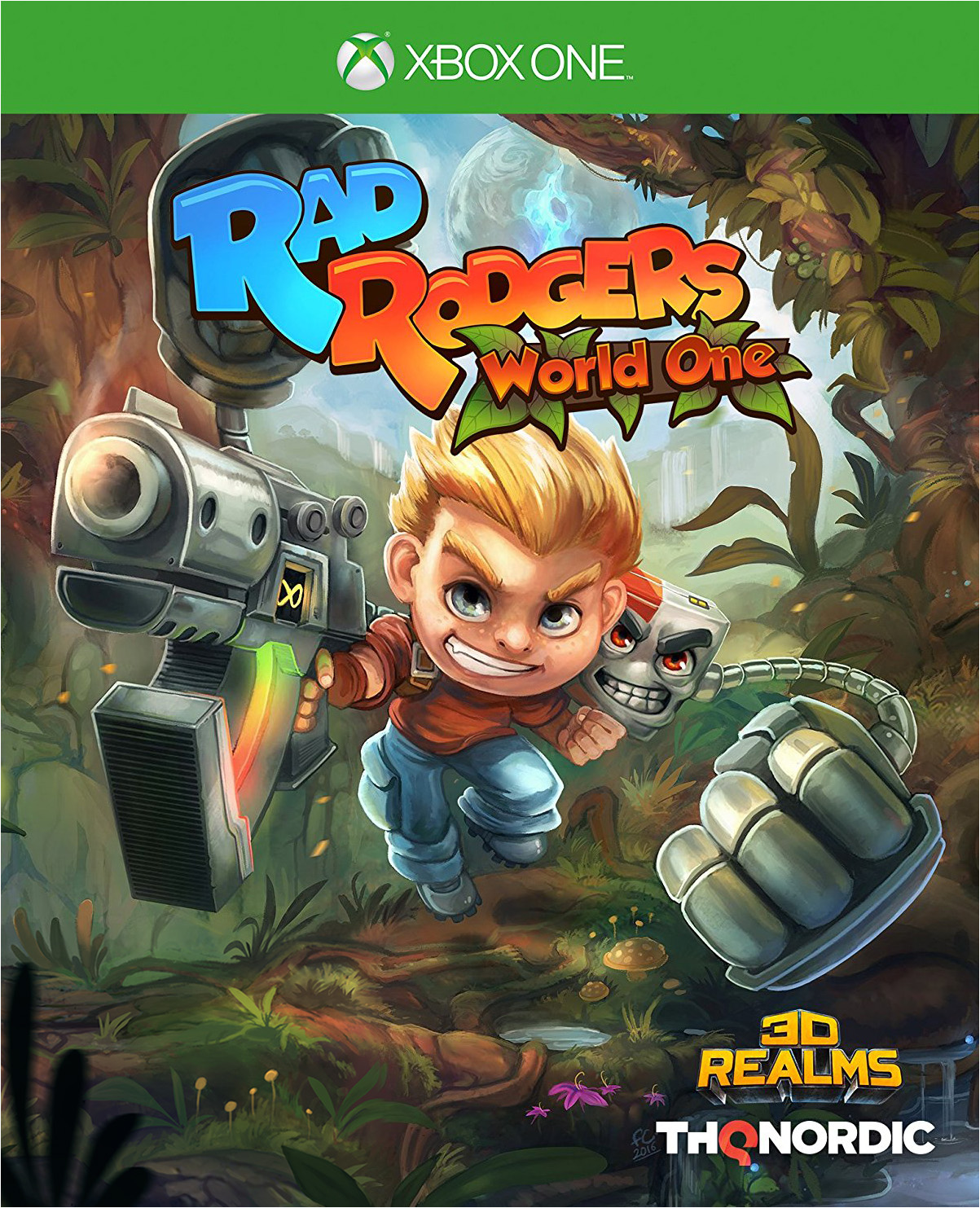 Rad Rodgers: World One for Xbox One Deal