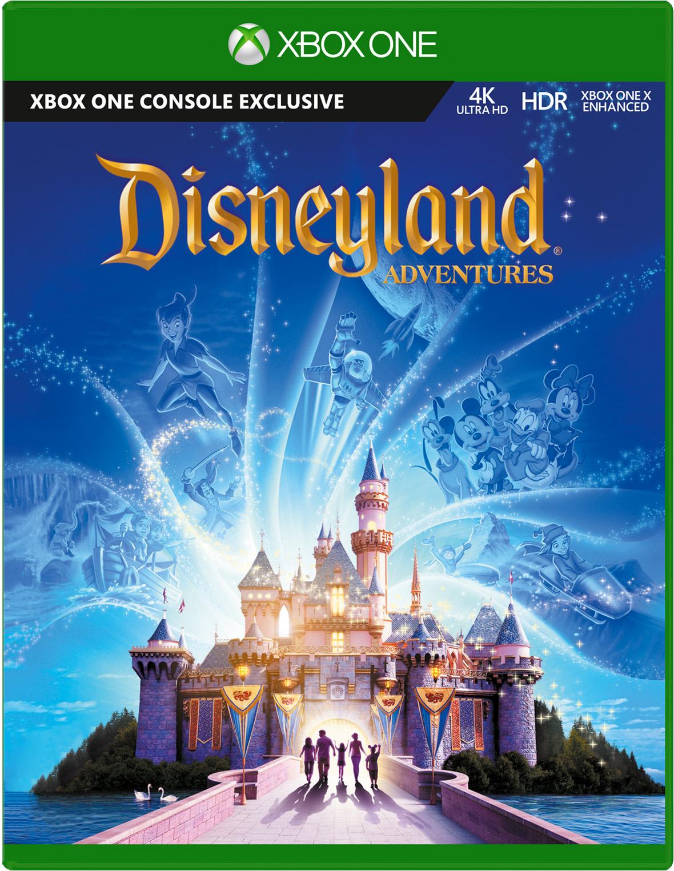 Disneyland Adventures voor Xbox One