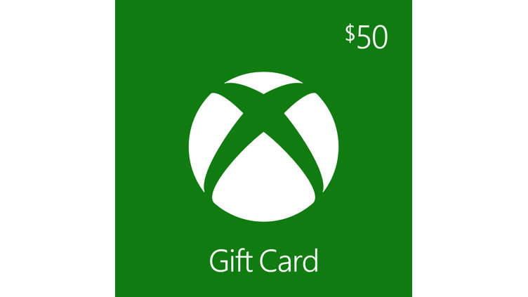 Xbox Digital Gift Card