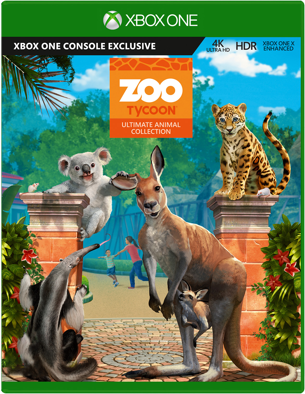 Zoo Tycoon: Ultimate Animal Collection für Xbox One