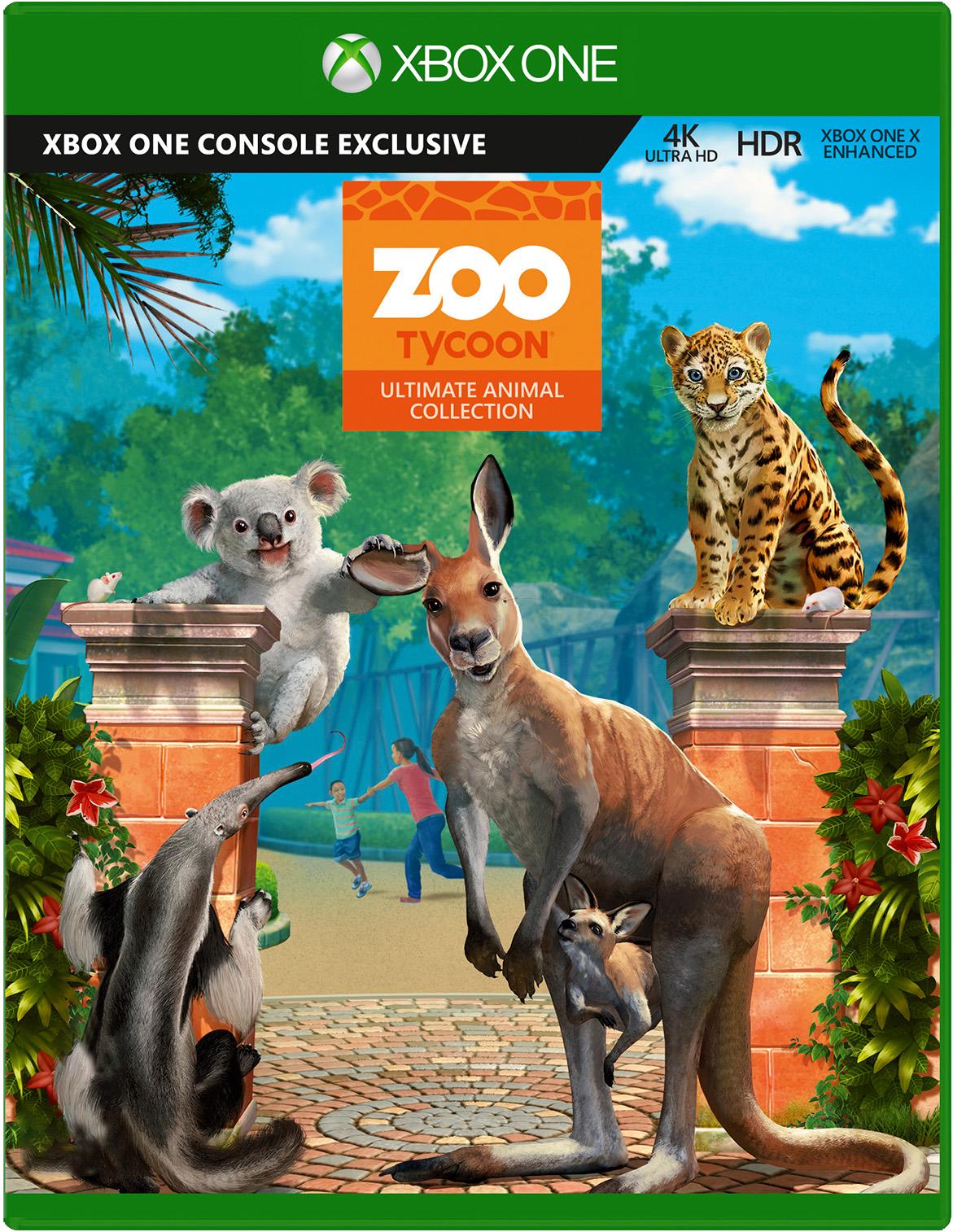 Microsoft Zoo Tycoon DE
