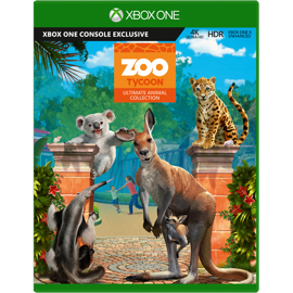 Zoo Tycoon: Ultimate Animal Collection pour XboxOne