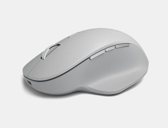 Surface Precision Mouse left side