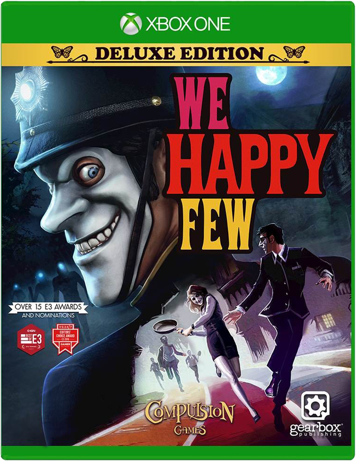 We Happy Few Deluxe Edition for Xbox One