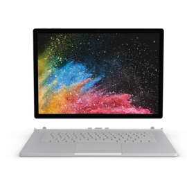 Surface Book 2 with  screen detached