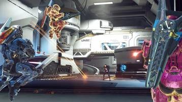 Halo 5: Guardians Multiplayer Spartan Battle